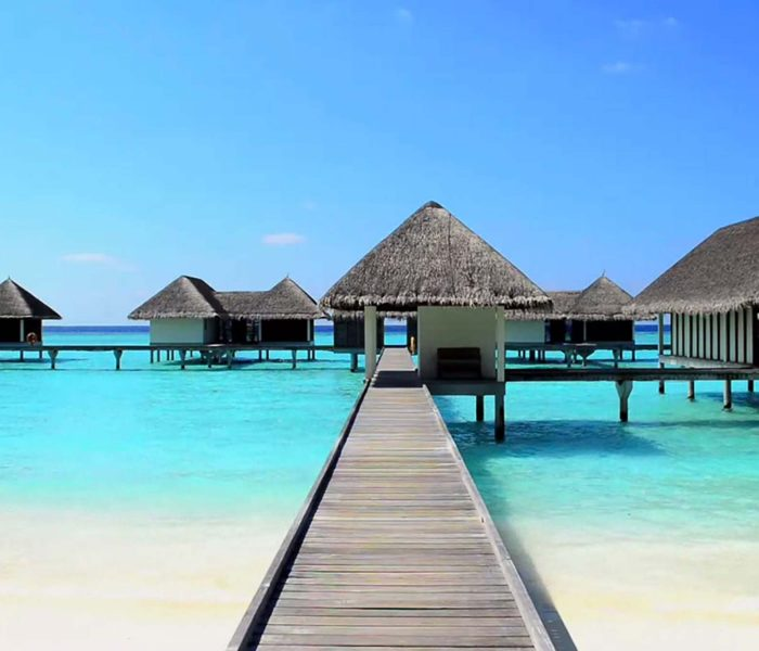 Bungalow at Four Seasons Resort Maldives