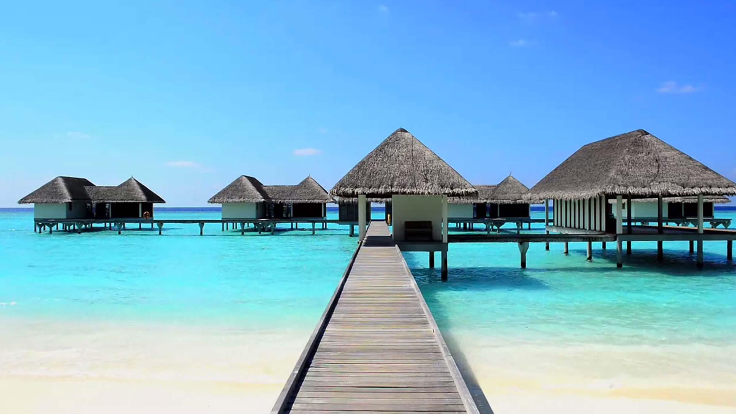 Bungalow at Four Seasons Resort Maldives