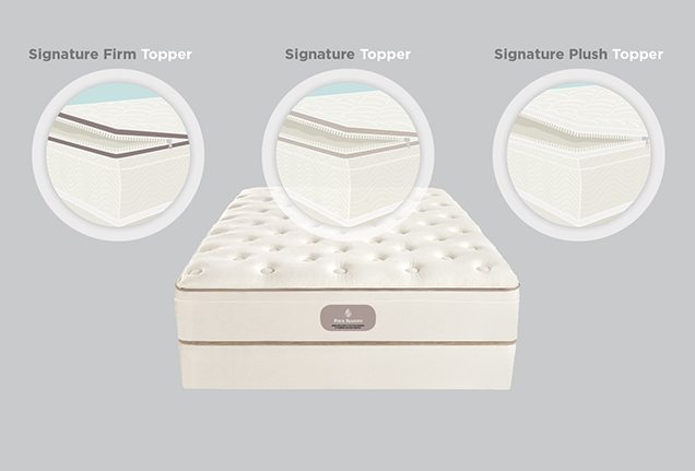 Hotel beds: Mattress toppers from Four Seasons Hotels and Resorts