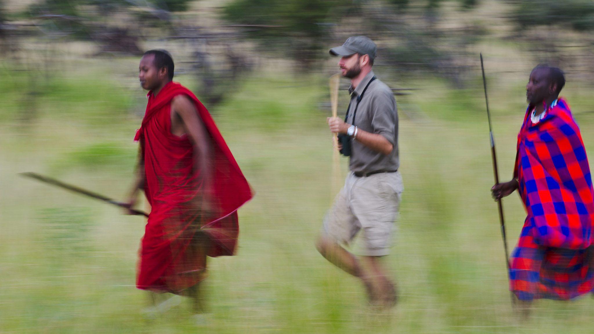 Vida salvaje en el Serengueti