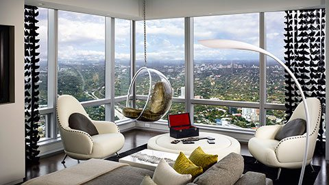 Peek inside Miami's most exclusive showrooms and residences with an elite design firm