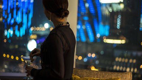 这一晚,在路氹金光大道上,尽情享受曼妙的灯火与无尽的浪漫情愫