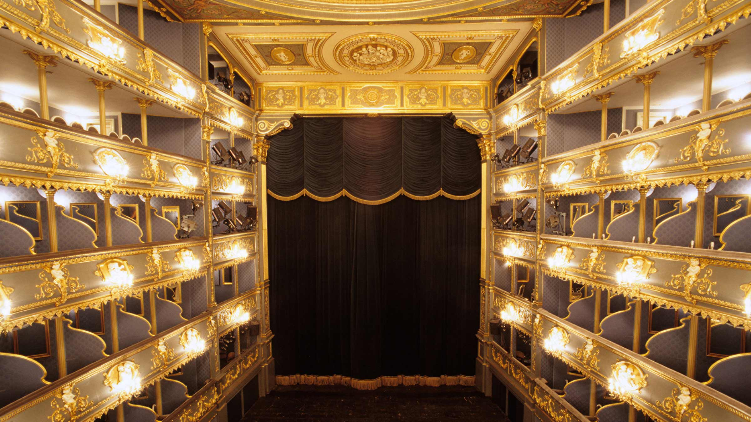 Enjoy a Private Night at the Opera in Prague