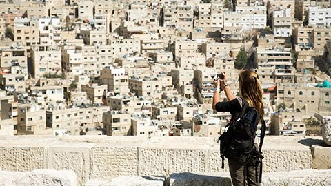 Capture Amman's beauty during a tour with the city's most beloved photographer