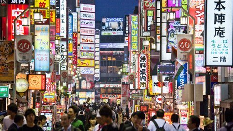 Discover the wonders of Tokyo, from sumo to sashimi