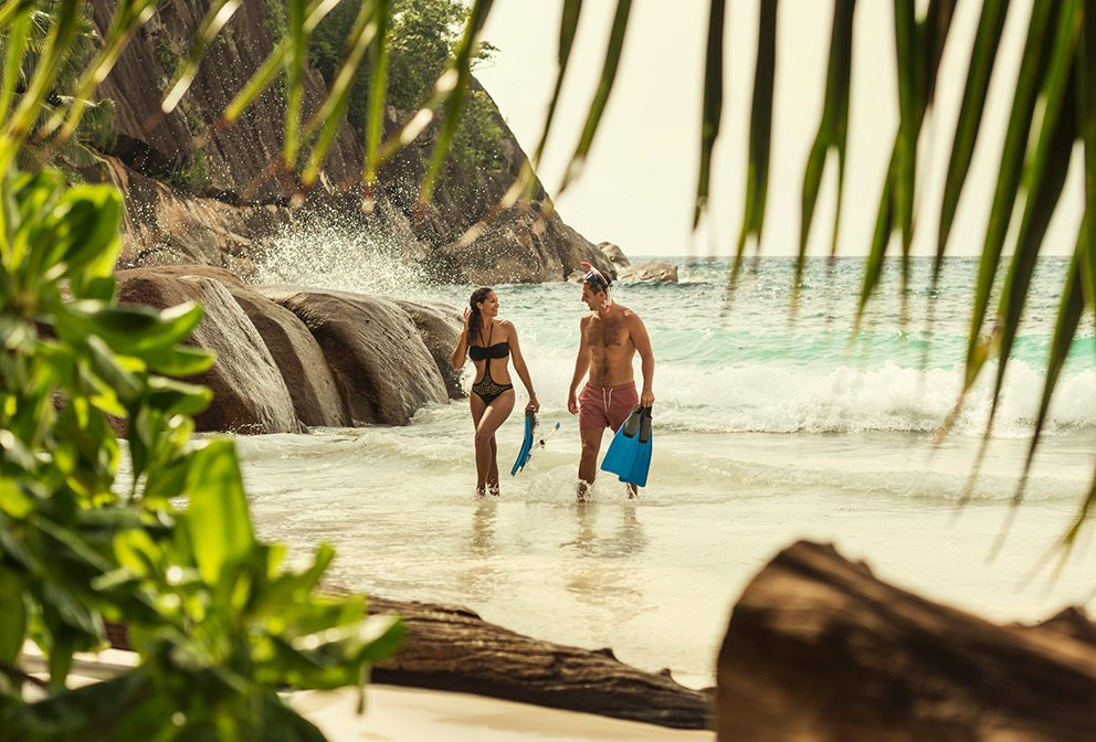 Water sports at Four Seasons Resort Seychelles