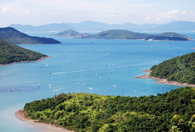 MacLehose Trail, Sai Kung Country Park, Hong Kong