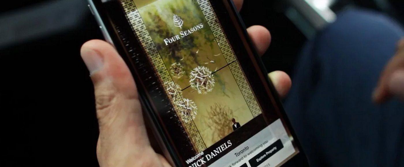 The Four Seasons App Video