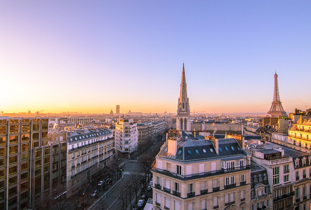Photography tips and tricks: Shooting sunrise in Paris