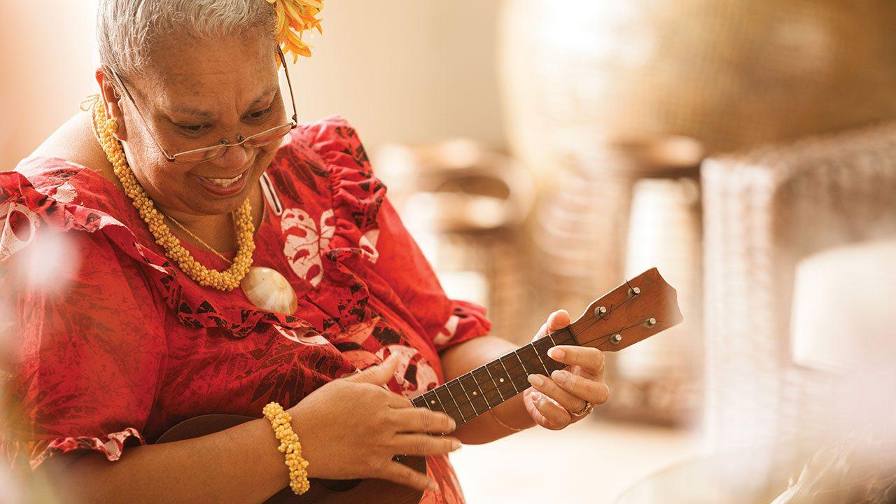 Hookipa Cultural Program – Four Seasons Lanai