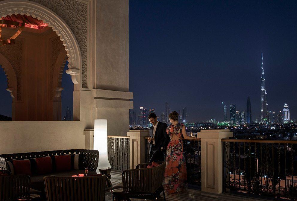best vacation spots for couples - Dubai