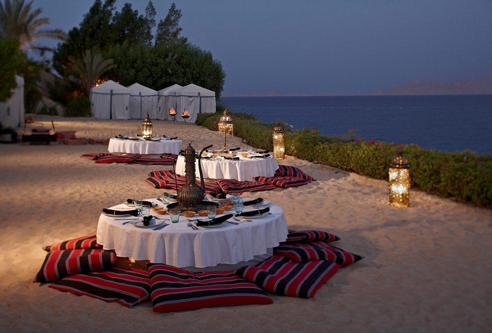 Sharm El-sheikh Bedouin Beach Tent