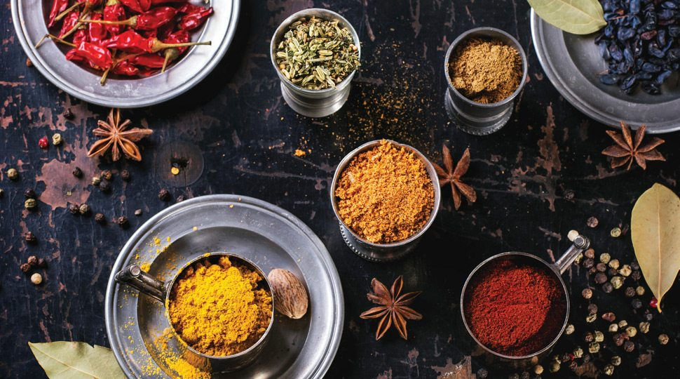 Mumbai Indian Spices
