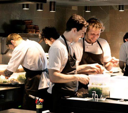 Noma Kitchen Copenhagen