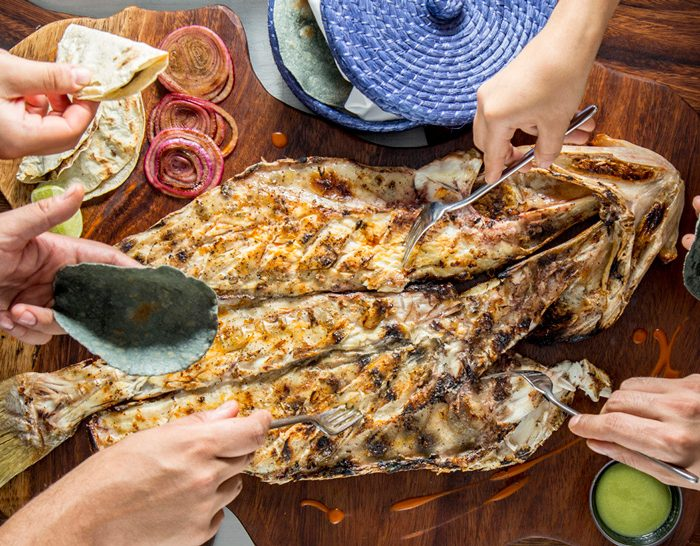 Zanaya Zarandeado Fish