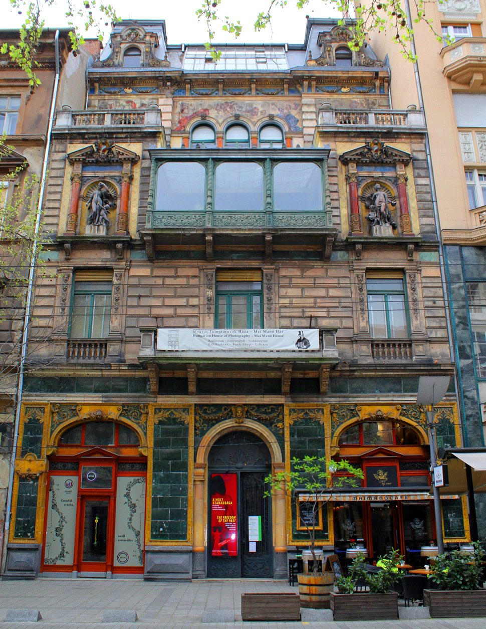 House of Photography in Budapest