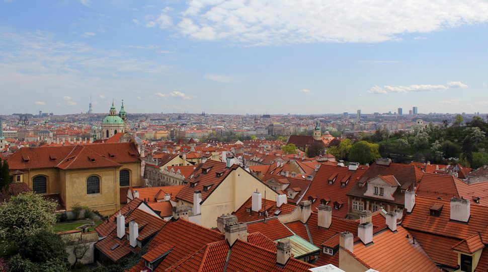 Views in Prague