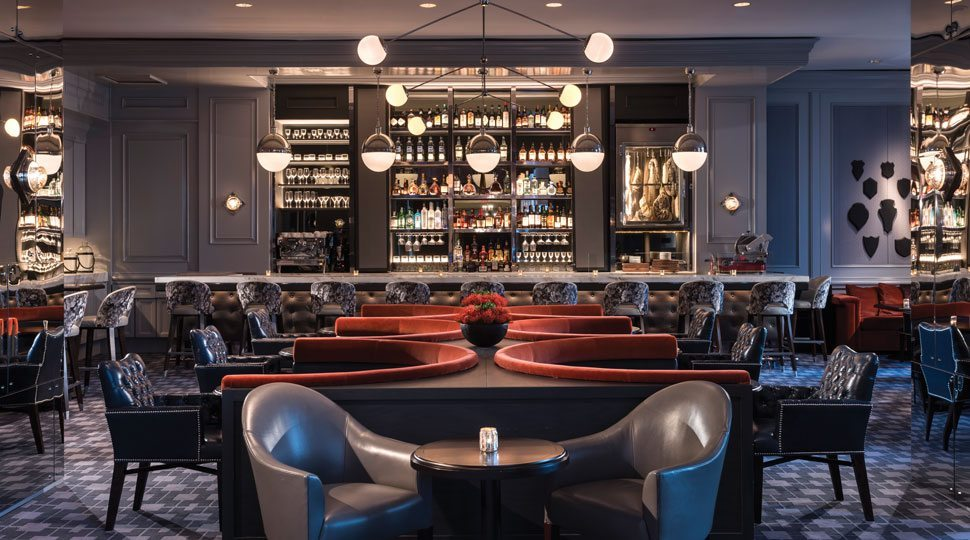 Bar Margot at Four Seasons Hotel Atlanta