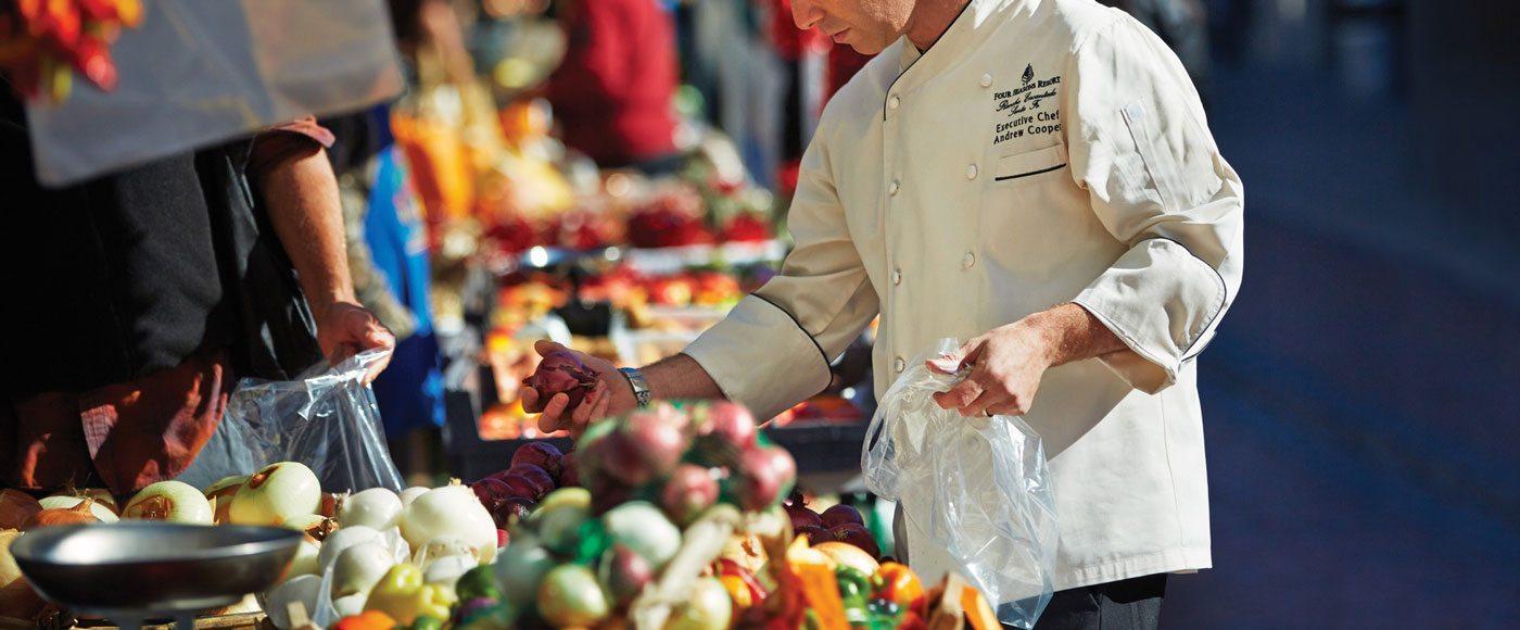 Santa Fe produce