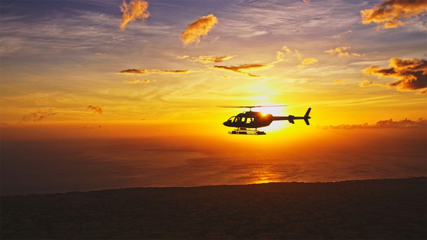 Kona Coffee Helicopter Tour