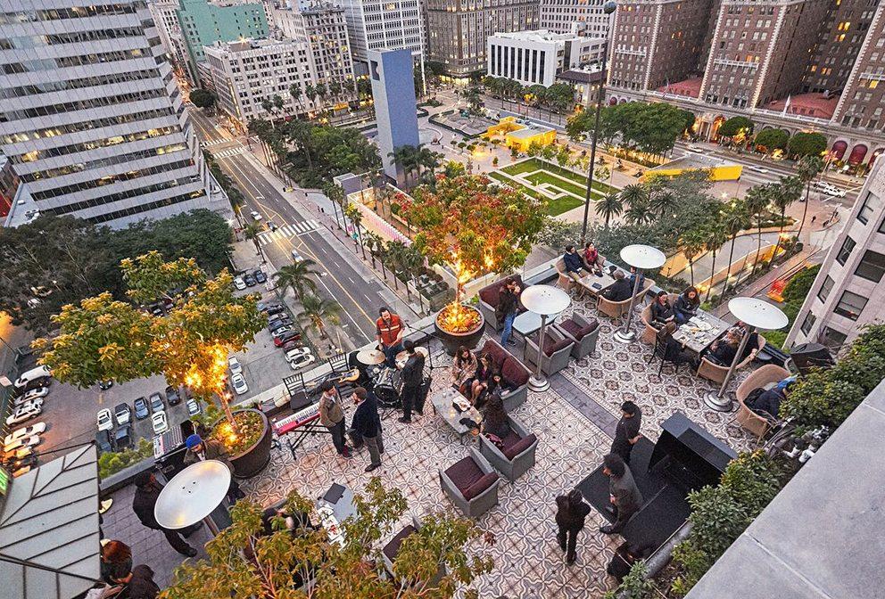 Los Angeles Perch Bar