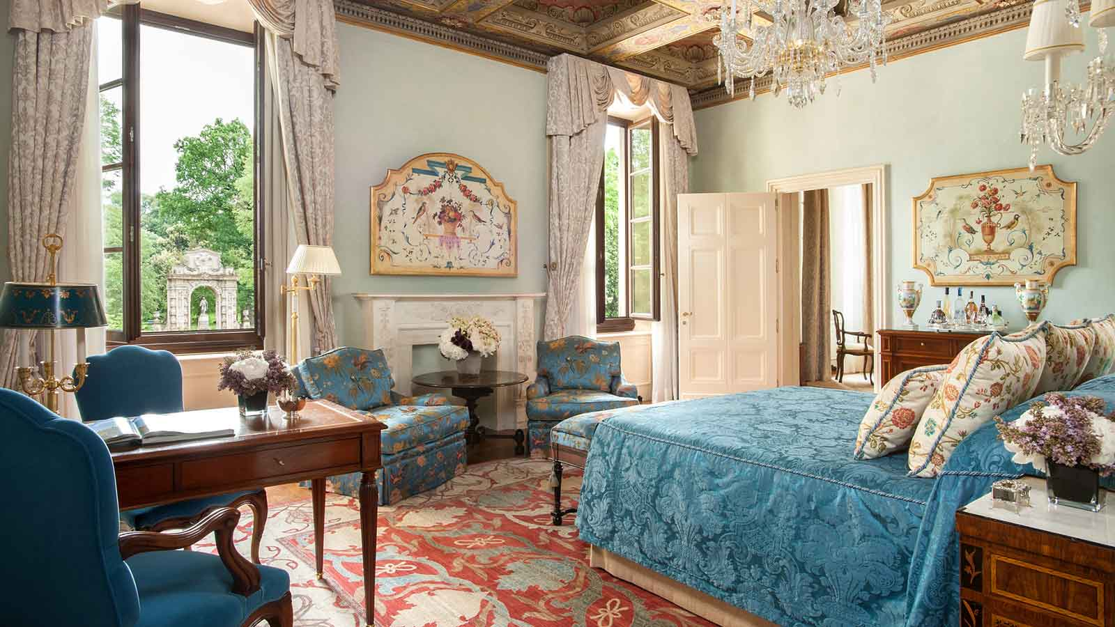 Four Seasons Hotel Firenze Suite