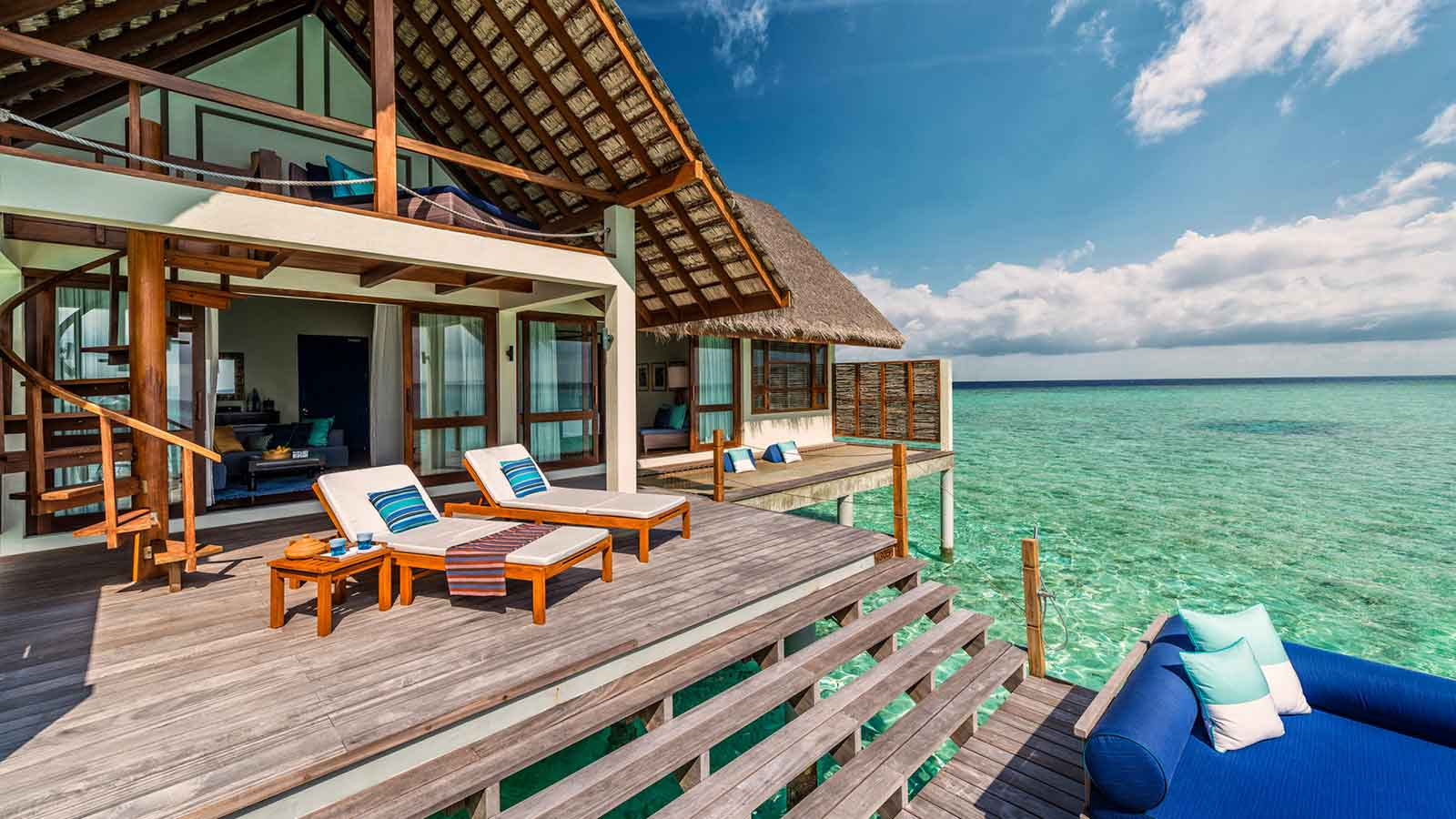 Maldives at Landaa Giraavaru Water Villa