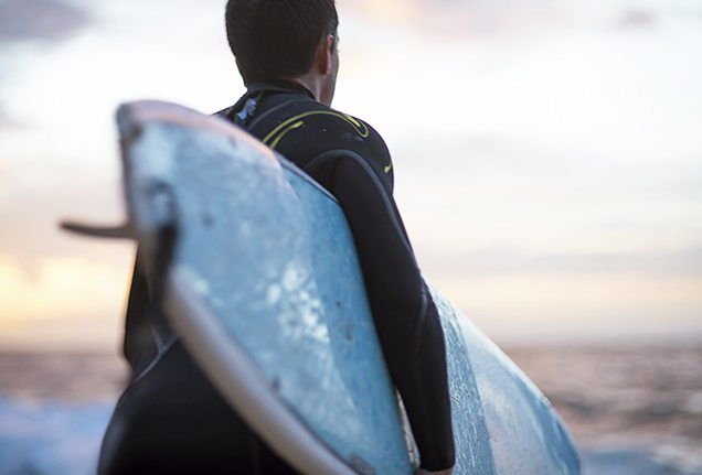 Best surfing spots: North Shore in Oahu, Hawaii