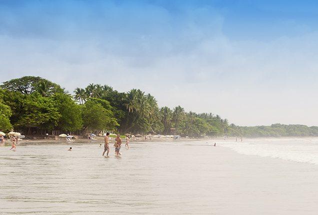 Best surf spots: Tamarindo Beach, Costa Rica