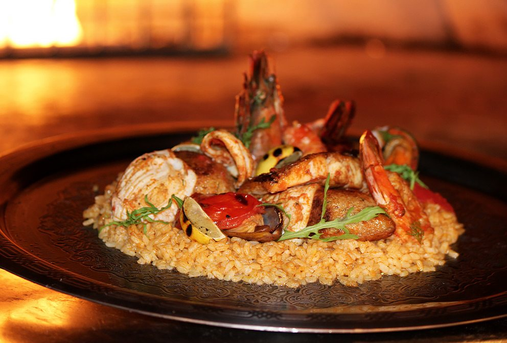 Four Seasons Sharm El Sheikh Seafood Tagine