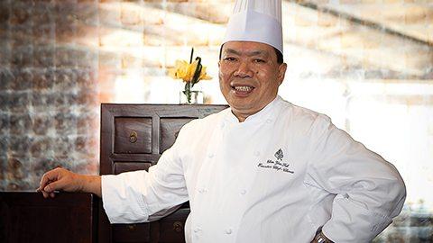 跟随米其林星级厨师的美食脚步。