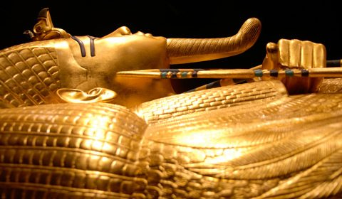 Spend an evening among the artefacts at Cairo's famed Egyptian Museum