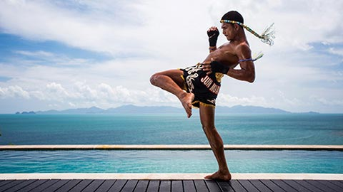 Master the Art of Muay Thai Kick-Boxing Before Taking in a Match as a VIP