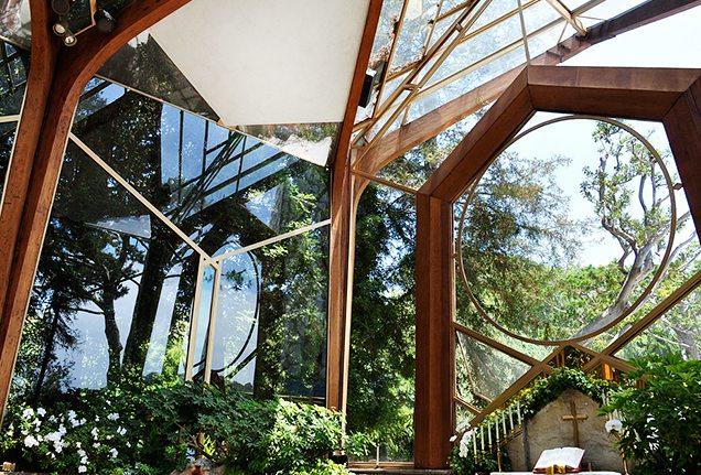 Lloyd Wright's Wayfarer's Chapel