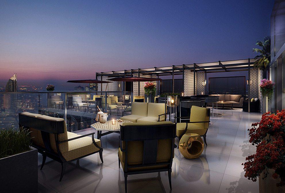 Four Seasons Dubai DIFC view