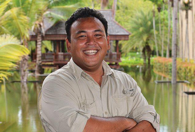 Four Seasons Resort Langkawi Mangrove Safari guide Farouk
