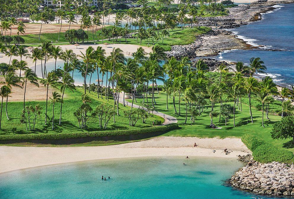 Four Seasons Oahu view