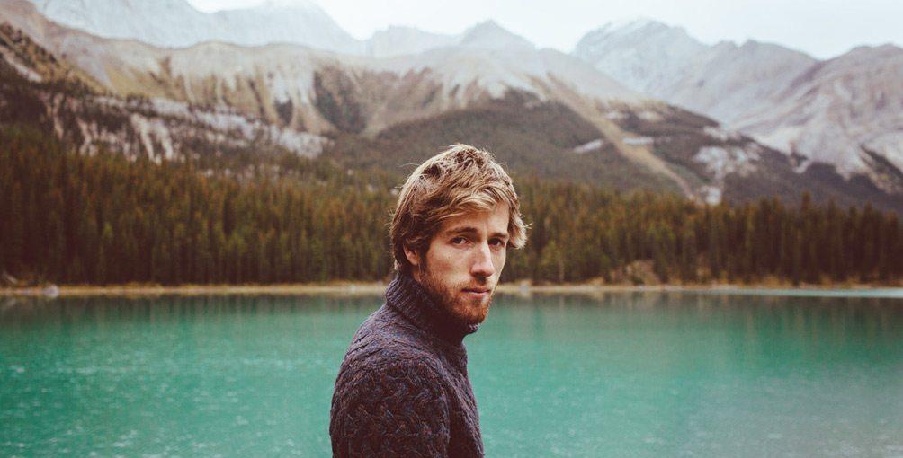 Alex Strohl in Alberta