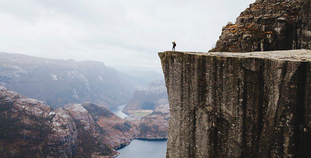 Alex Strohl Norway