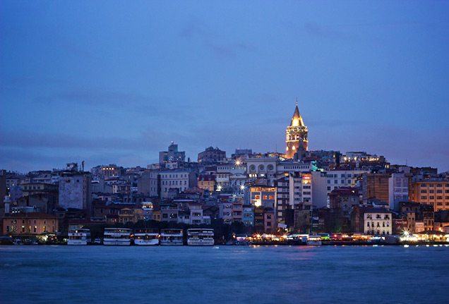 Erica Connolly - Istanbul, Turkey