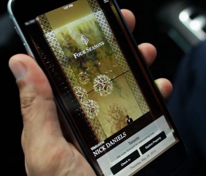 The Four Seasons App Video