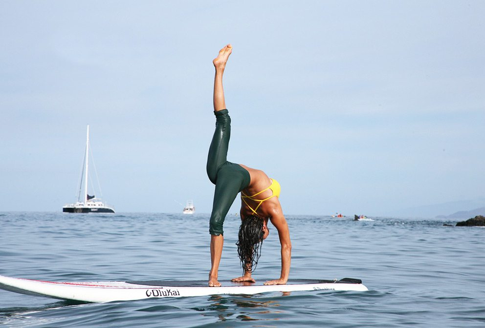 Four Seasons Maui SUP Yoga