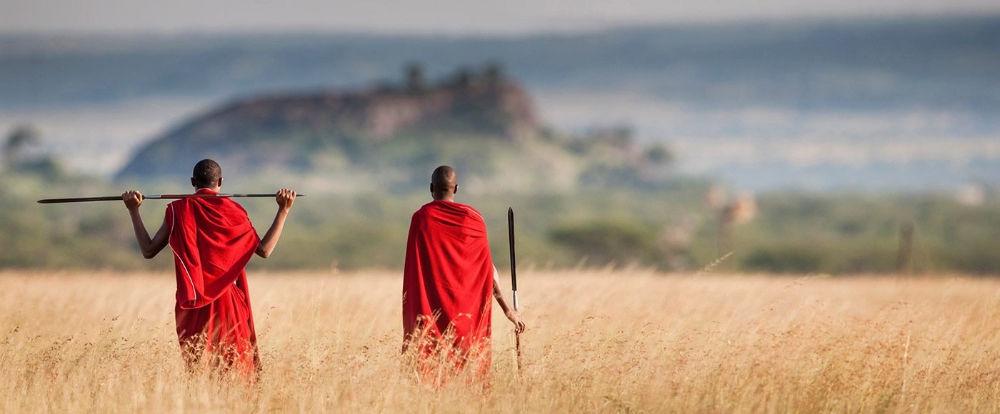 Four Seasons Serengeti Walking Tour, Masaai