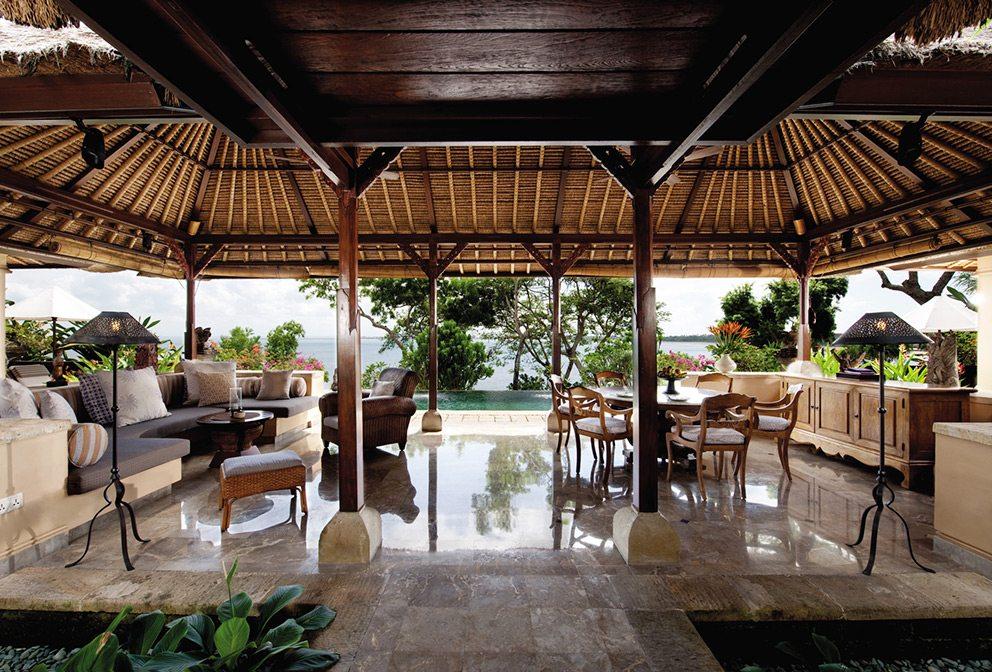 Four Seasons Bali at Jimbaran Bay Oceanfront Two-Bedroom Villa