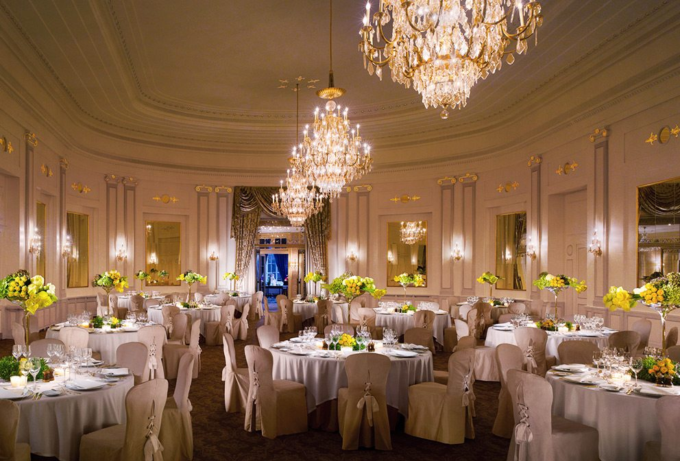Four Seasons Geneva Salle des Nations Ballroom