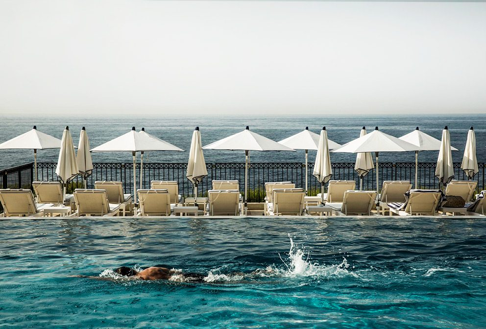 Four Seasons Cap Ferrat Club Dauphin Pool