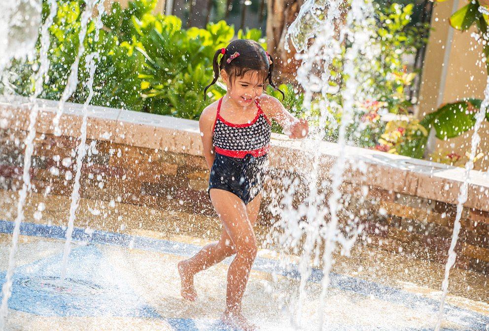 Kids for All Seasons at Four Seasons Dubai