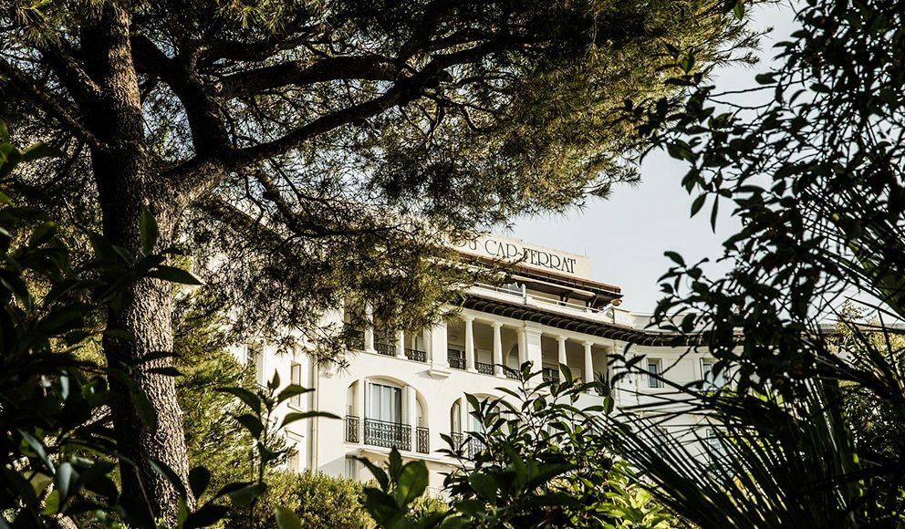 Four Seasons Grand Hotel Du Cap Ferrat Exterior