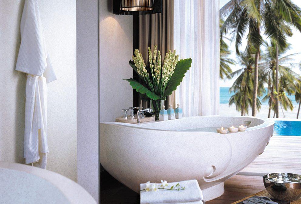 Four Seasons Koh Samui Family Villa Bathroom