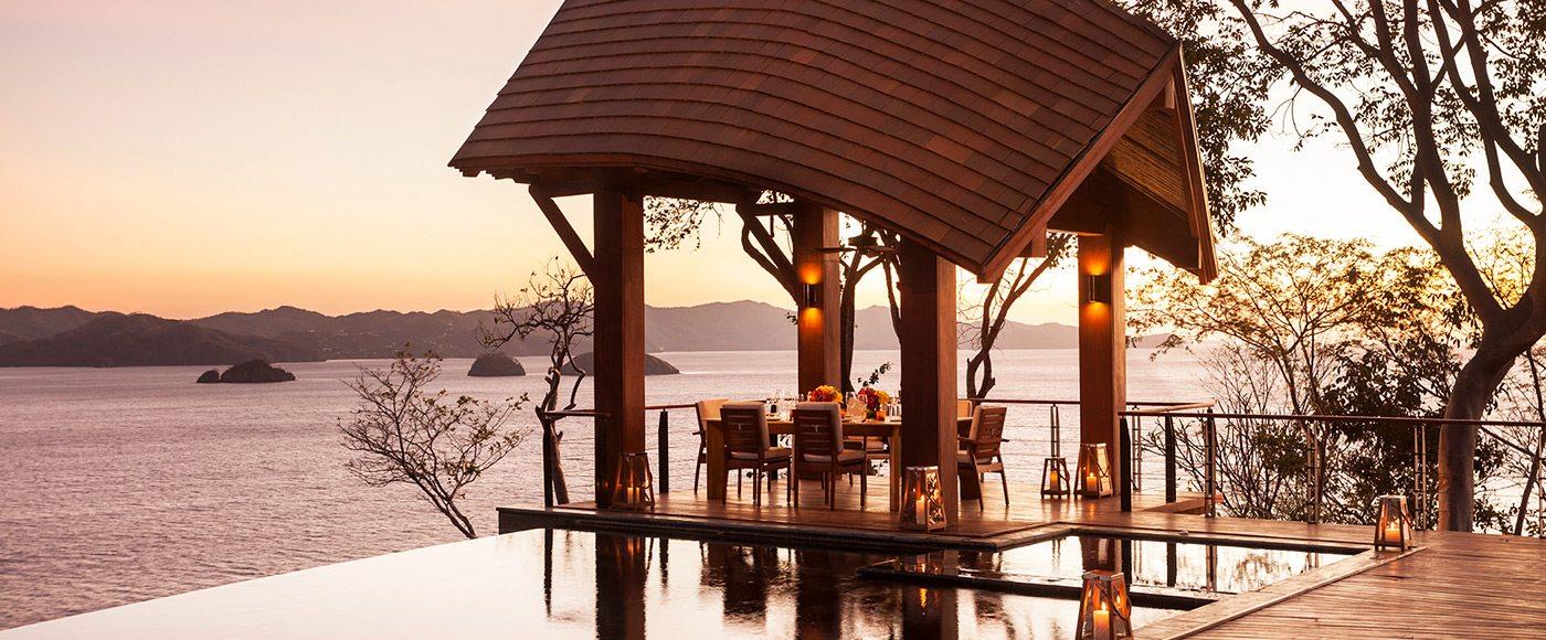 Four Seasons Resort Costa Rica at Peninsula Papagayo's Casa del Cielo Residence Estate